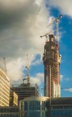 Contrasting highs.   #exodus #graphic #archilovers #lines #modernarchitecture #architecture #urban #street #landscape #landscapelovers #city #cityscape #minimal #art #cloudporn #lookup #archdaily #rsa_streetview #lightandshadow #urbangeometry #geometry #e (SoulButterflyz) Tags: city urbangeometry clouds exodus minimal street cloudporn cityexplore cityscape construction lightandshadow rsastreetview archilovers lines graphic modernarchitecture architecture archdaily lookup art nature citylimitless epiccaptures seemycity flickr urban landscapelovers geometry landscape