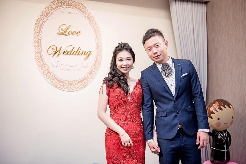 婚禮攝影 [佳龍❤鈺霖] 文定之囍@永茂婚宴會館