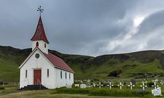 Reyniskirkja (acase1968) Tags: reyniskirkja church cemetery iceland vik nikon d750 nikkor 24120mm f4g