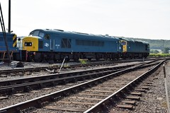 45149 & D5343 at Toddington, Gloucestershire & Warwickshire Railway (colin9007) Tags: gloucestershire warwickshire railway toddington sulzer br brcw class 45 26 type2 type4 peak 45149 d135 26043 d5343