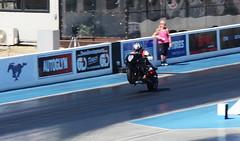 Turbo Busa_0920 (Fast an' Bulbous) Tags: bike biker moto motorcycle fast speed power acceleration dragbike drag strip race track nikon outdoor racebike santapod motorsport
