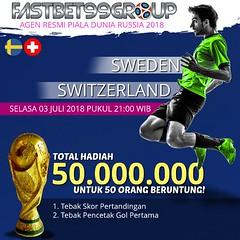 Sweden vs Switzerland (RFBET99.COM) Tags: rfbet99 freeevent situstaruhanresmi cepat aman terpercaya infopialadunia jadwal jadwalpialadunia worldcup 2018worldcup pialadunia pialadunia2018 allgamesonesite