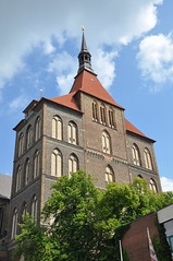 St. Mary's Church (Ryan Hadley) Tags: stmaryschurch marienkirche church tower architecture rostock germany europe