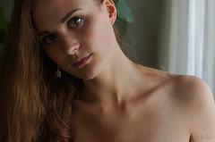 Pure Nicole (RickB500) Tags: portrait girl rickb rickb500 model beauty expression face cute hair nicole window