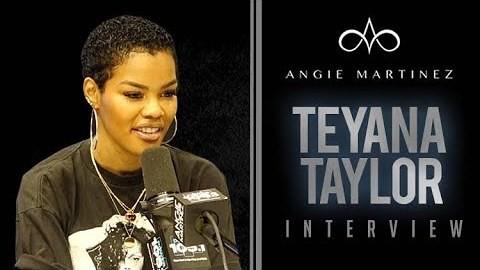 Teyana Taylor fan photo