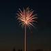 July 4th 2018 Fireworks Alexandria Bay New York United States Of America
