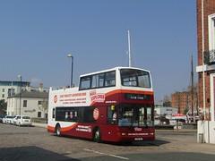 East Yorkshire 888 T510SSG Wellington St, Hull on Hull Explorer (6) (1280x960) (dearingbuspix) Tags: eyms eastyorkshire 888 t510ssg hullexplorer goahead gonortheast