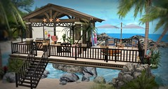 Turtle Cay (Sannita_Cortes) Tags: beedesigns casadebebe decor decoration furniture home house swank tropical building decorating furnituredecor houseshomes landscaping nature secondlife sl virtualdecoration virtualfurniture serenitydesigns beach summer ocean