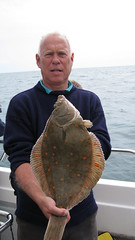 "Mike Hansell's Plaice 4lbs 8ozs • <a style=""font-size:0.8em;"" href=""http://www.flickr.com/photos/113772263@N05/43445188772/"" target=""_blank"">View on Flickr</a>"