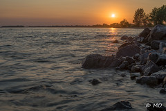 Another chance (mathieuo1) Tags: canada montreal sun sunset sundown landscape seascape sea lake river water reflection scape capture nature rocks hdr dynamic travel explore discover digital blend work nikon 50mm composition wide art exposure rules traveler yellow exposition late mathieuo