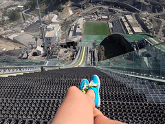 view-from-top-of-olympic-sochi (trinh_huong_ocean) Tags: sochi russia russian olypics winter olympics