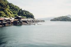 (t*tomorrow) Tags: canon eos 5d2 tse45mm tse tiltshift tilt 京都 伊根 海 explore