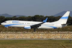 Enter Air B737-8Q8 SP-ESB GRO 07/07/2018 (jordi757) Tags: airplanes avions nikon f90x gro lege girona costabrava boeing 737 boeing737 b737 b737800 enterair spesb