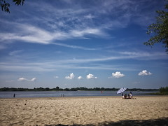 20180717-0005 (df1hx) Tags: deutschland germany hamburg elbe wittenbergen falkensteinerufer strand beach rissen deu