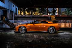 Katsura Orange Nissan GTR R35 - ADV.1 ADV5.2 M.V2 CS Series Wheels (ADV1WHEELS) Tags: nissan nissangtr nismo r35 katsuraorange aftermarket skyline gtr jdm adv1 adv1wheels forgedwheels customwheels aftermarketwheels
