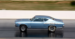 Chevy_1343 (Fast an' Bulbous) Tags: hotrod car vehicle automobile race track drag strip fast speed power acceleration motorsport panning nikon santa pod racecar outdoor summer sunny d7100 gimp