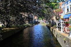 Delft, Niederlande 2 (Rolf Piepenbring) Tags: nl niederlande nederland netherlands gracht grachten altstadt
