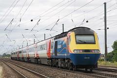 East Midlands Trains (for LNER) 43075 - Biggleswade (Neil Pulling) Tags: biggleswade train railway transport ecml eastcoastmainline hst 43075