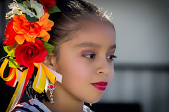 (Abel AP) Tags: people portrait portraiture dancer folklorico cultural mexicanamericanculture cultura festival newark california usa sanfranciscobayarea bayarea abelalcantarphotography