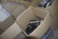 Doação dos Bombeiros (Prefeitura de Franco) Tags: esb doou para campanha do agasalho franco recebe doação dos bombeiros