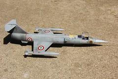 Hasegawa 1.72 F-104ASA MM6808-3 (jonf45 - 4 million views -Thank you) Tags: hasegawa plastic plane aircraft jet 172 f104asa mm6808 4 stormo italian air force model kit