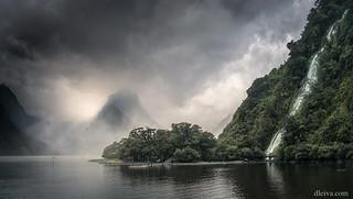 Milford Sound Fjiord, New Zealand
