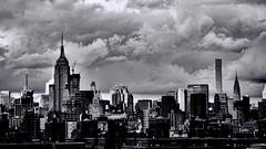 NYC skyline (Miradortigre) Tags: nyc newyork city skyline ciudad dite cite nova iorque