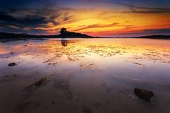 Low Tide St-Briac (Ludovic Lagadec) Tags: saintbriac bretagne breizh beach brittany bretagnenord seascape sea sky sunset illeetvilaine bzh france filtrend nisi nisifilters nisifilter longexposure ludoviclagadec landscape longueexposition island lowtide