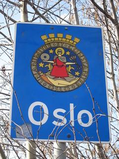 Entering Oslo