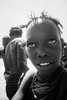 look up (rick.onorato) Tags: africa ethiopia omo valley tribes tribal dassanech child
