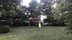 DJI Tello take down (LauraGilchrist4) Tags: unintentional funny humor grounded takedown duelingdrones drones tellos dji tello
