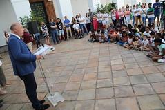 FOTO_Vacaciones en Paz_17 (Página oficial de la Diputación de Córdoba) Tags: diputación de córdoba antonio ruiz marisa ruz ana guijarro vacaciones paz saharaui programa niños áfrica sahara