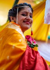 GSCF6212 (Deepak Kaw) Tags: portrait people composition colours marriage traditional culture india fujifilm