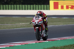 """SBK Misano 2018 • <a style=""""font-size:0.8em;"""" href=""""http://www.flickr.com/photos/144994865@N06/28516691507/"""" target=""""_blank"""">View on Flickr</a>"""