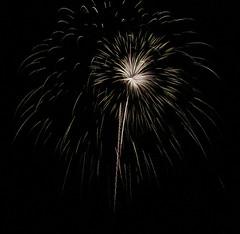 Fire Orifice (oldoinyo) Tags: fireworks independenceday northcarolina ultraviolet uv uva