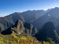 Machu Picchu, From Up a Few More Steps