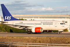 LN-RRP Boeing 737-683 SAS Scandinavian Airlines (Andreas Eriksson - VstPic) Tags: lnrrp boeing 737683 sas scandinavian airlines