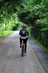 Capital Crescent Trail (Daquella manera) Tags: md maryland cct capital crescent trail hucha slot cycling cyclist ciclista bike bicycle