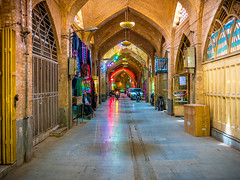 Bazaar of Isfahan, Iran (CamelKW) Tags: 2017 abyana iran isfahan kashan
