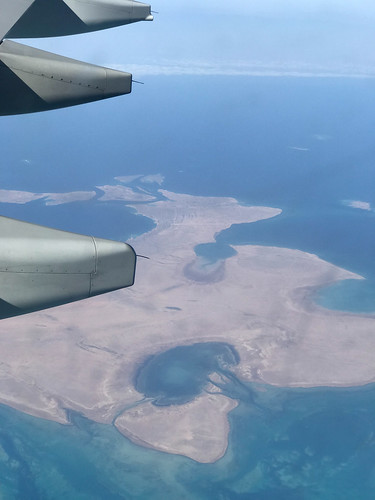 Survol de Djibouti