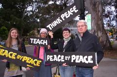 100_2684 (Haight Ashbury Neighborhood Peace Vigil) Tags: haight ashbury peace vigil iraq iran afghanistan syria yemen korea war moratorium golden gate park san francisco july 2018