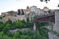 Cuenca (Castilla-La Mancha, España, 17-6-2018) (Juanje Orío) Tags: 2018 cuenca provinciadecuenca castillalamancha españa espagne espanha espanya spain patrimoniodelahumanidad worldheritage puente bridge