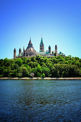 Humidex (Dan Haug) Tags: parliamenthill canadaday ottawa ontario gothicrevival july1st humidex architecture canadian summer 2018 fujifilm xpro2 xf23mmf14r xf23mm