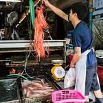 Fish monger, Chiang Mai thumbnail
