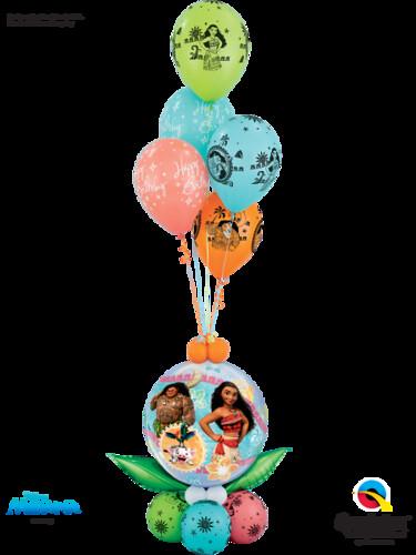 Disney Moana & Maui Birthday Bloom