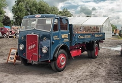 ERF (mickyman13) Tags: erfflatbed erf flatbed gardner6litre gardner woodcompanyleicester canon cannoneos60d eos eos60d 60d 60deos alltypesoftransport lorry leicestershire leicester 1940sweekend 1940s 20131940sweekendholme quornwoodhouse quorn woodhouse transport truck lorrys
