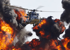 Wildcat (Graham Paul Spicer) Tags: westland lynx wildcat helicopter chopper military warplane rn navy royalnavy asw asuw hmsheron yeovilton rnas royalnavyairstation airfield