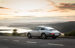 Scotland (Aimery Dutheil photography) Tags: porsche porsche911 911 911e porsche911e flat6 german scotland highlands amazing supercar exotic fast speed canon 6d