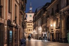 Cimadevilla, Oviedo (ccc.39) Tags: asturias oviedo calle noche nocturna coiudad urbana city urban night street