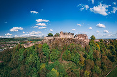 Stirling Castle (Octal Photo) Tags: 500px scotland architecture city castle panorama vierw town townscape europe travel old building exterior hill skyline ancient stirling landscapes unitedkingdom